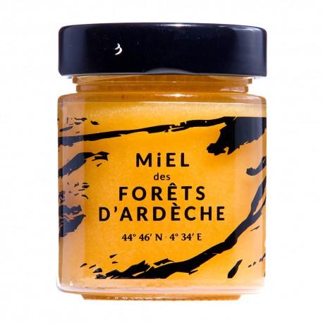 Miel de forêt d'Ardèche